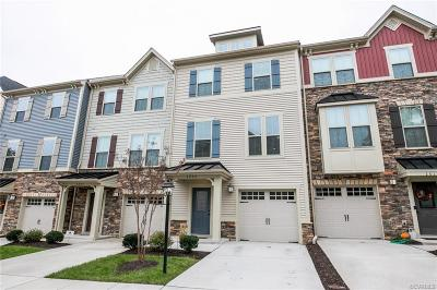 Henrico Condo/Townhouse For Sale: 2009 Poplar Bud Place