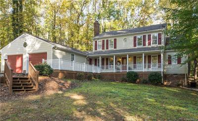 Powhatan VA Single Family Home For Sale: $290,000