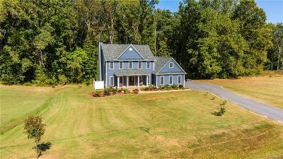Powhatan County Single Family Home For Sale: 3708 Hope Meadow Road