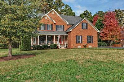 Goochland Single Family Home For Sale: 343 Willway Drive