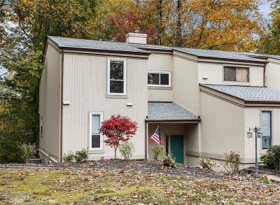 Chesterfield Condo/Townhouse For Sale: 10196 Iron Mill Road