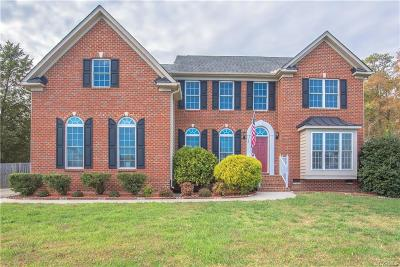 Henrico County Single Family Home For Sale: 104 Casey Meadows Place