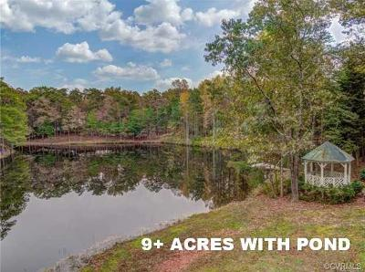 Hanover County Single Family Home For Sale: 6000 McClellan Road