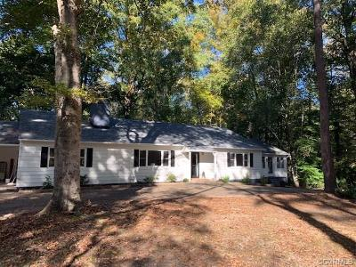 Single Family Home Sold: 4901 Iron Bridge Road