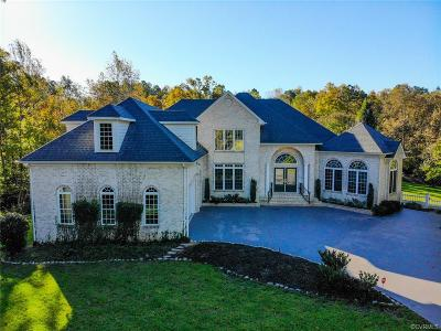 Chester Single Family Home For Sale: 12125 Lammermoor Drive