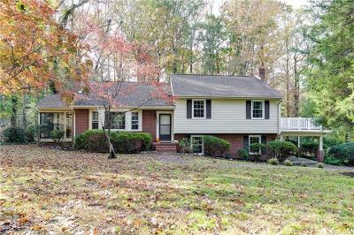 Richmond Single Family Home For Sale: 8041 Cherokee Road