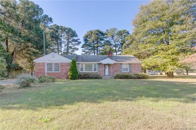 White Stone Single Family Home For Sale: 918 Chesapeake Drive