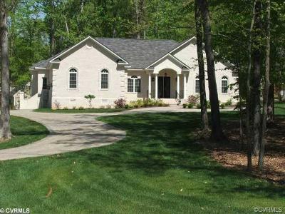 Blackstone Single Family Home For Sale: 210 College Road