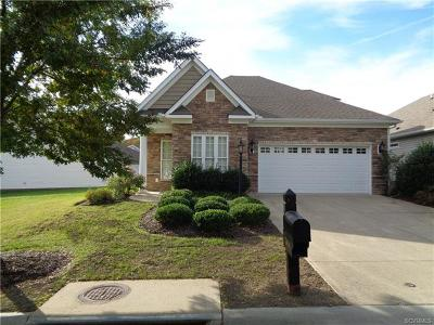 Mechanicsville Single Family Home For Sale: 7479 Meadow Haven Circle