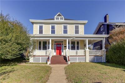 Richmond Single Family Home For Sale: 12 West Graham Road