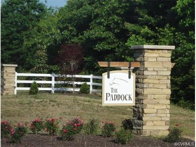 Powhatan Residential Lots & Land For Sale: 6085 Preakness Stakes Lane