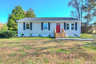 Dinwiddie County Single Family Home For Sale: 3901 Shoreview Drive