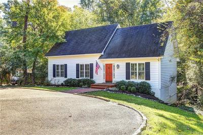 Richmond Single Family Home For Sale: 7627 Turf Lane