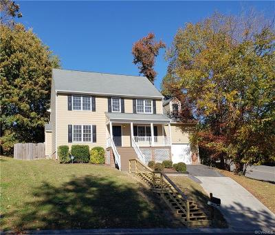 Henrico Single Family Home For Sale: 12501 Doverton Road