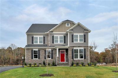 Glen Allen Single Family Home For Sale: 4724 Leakes Mill Drive