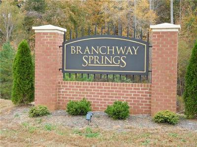 Land For Sale: 2256 Branch Springs Court