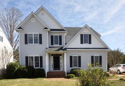 Henrico County Single Family Home For Sale: 2901 Laurel Woods Lane