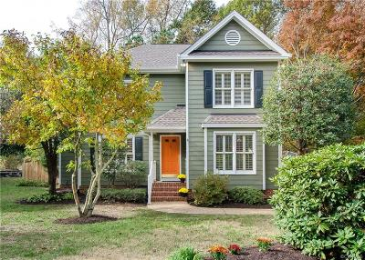 Richmond Single Family Home For Sale: 5312 Sylvan Road