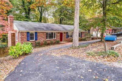 Chesterfield Single Family Home For Sale: 10210 Greglynn Road
