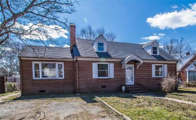 Richmond Single Family Home For Sale: 1911 Springdale Road