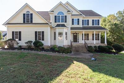 Chesterfield Single Family Home For Sale: 10812 Willow Hill Court
