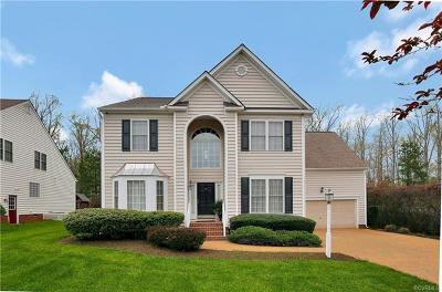 Henrico County Single Family Home For Sale: 6032 Collinstone Drive