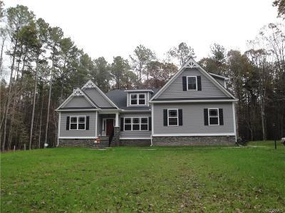 Montpelier VA Single Family Home For Sale: $509,882