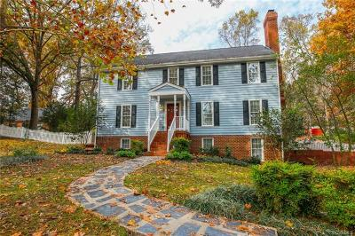 Henrico County Single Family Home For Sale: 1004 Forest Avenue
