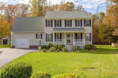 Chesterfield Single Family Home For Sale: 15519 Twisted Cedar Court
