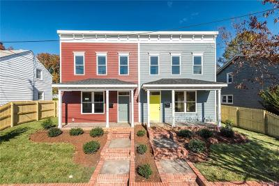 Richmond Single Family Home For Sale: 3216 P Street