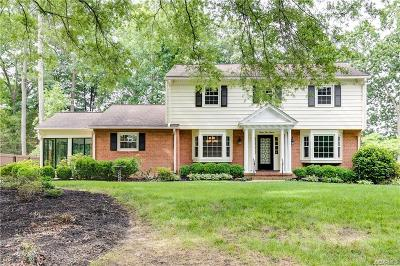 Henrico County Single Family Home For Sale: 9411 Treetop Lane