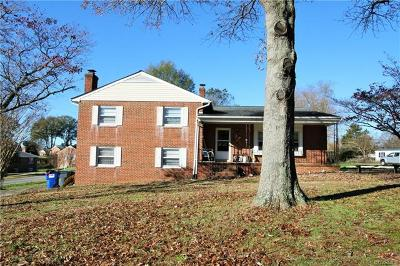 Mechanicsville Single Family Home For Sale: 7347 Ford Avenue