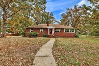 Chester Single Family Home For Sale: 516 Old Bermuda Hundred Road
