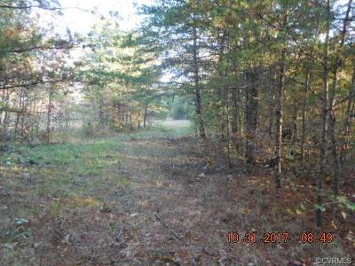 Powhatan County Residential Lots & Land For Sale: 1191 Flippin Road
