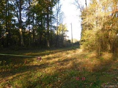 Powhatan Residential Lots & Land For Sale: 1193 Flippin