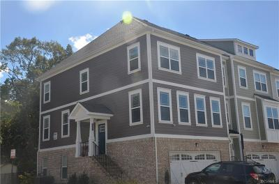 Henrico County Condo/Townhouse For Sale: 11431 Hayloft Lane