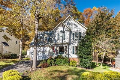 Midlothian Single Family Home For Sale: 5110 Highberry Woods Road