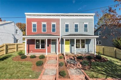Richmond Single Family Home For Sale: 3212 P Street