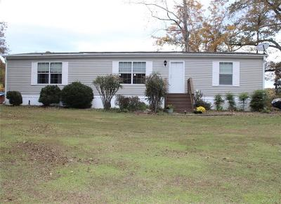 Goochland Single Family Home For Sale: 1590 Rock Castle Road