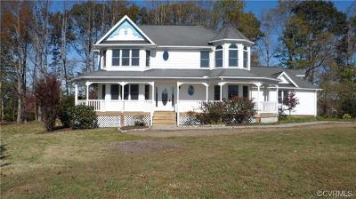 Mechanicsville Single Family Home For Sale: 1792 Westwood Farms Court