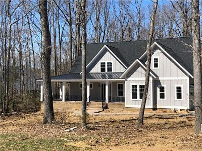 Goochland County Single Family Home For Sale: 2134 Withers Lane