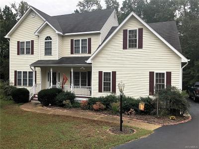 Chesterfield County Rental For Rent: 12707 Forest Mill Drive