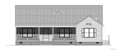 New Kent Single Family Home For Sale: 8687 Rock Cedar Road