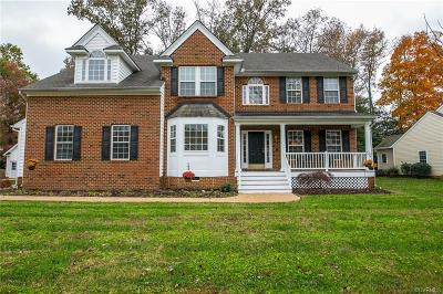 Hanover County Single Family Home For Sale: 8737 Hughesland Road