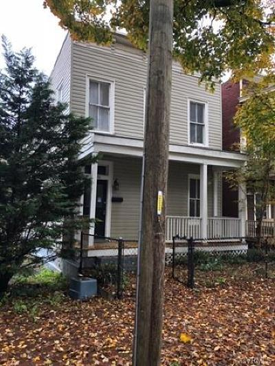 Richmond Single Family Home For Sale: 620 South Laurel Street