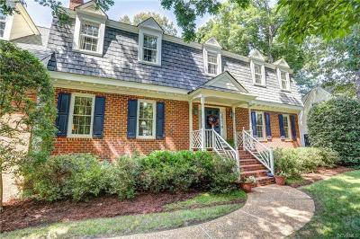 Henrico Single Family Home For Sale: 11220 Churchwood Court