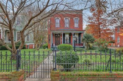 Petersburg Single Family Home For Sale: 104 Marshall Street