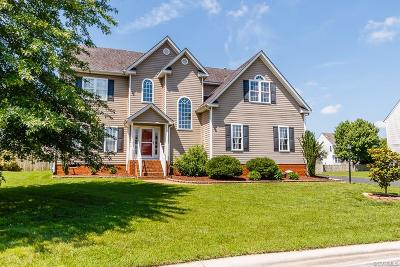 Mechanicsville Single Family Home For Sale: 7725 Willow Dance Road
