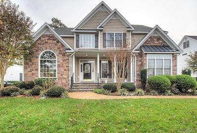 Glen Allen Single Family Home For Sale: 4609 Brookemere Drive