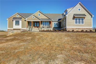 Goochland County Single Family Home For Sale: 1650 Indys Run